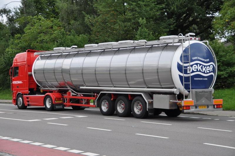 Dekker tankcleaning