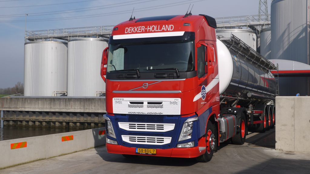 dekker-tanktransport